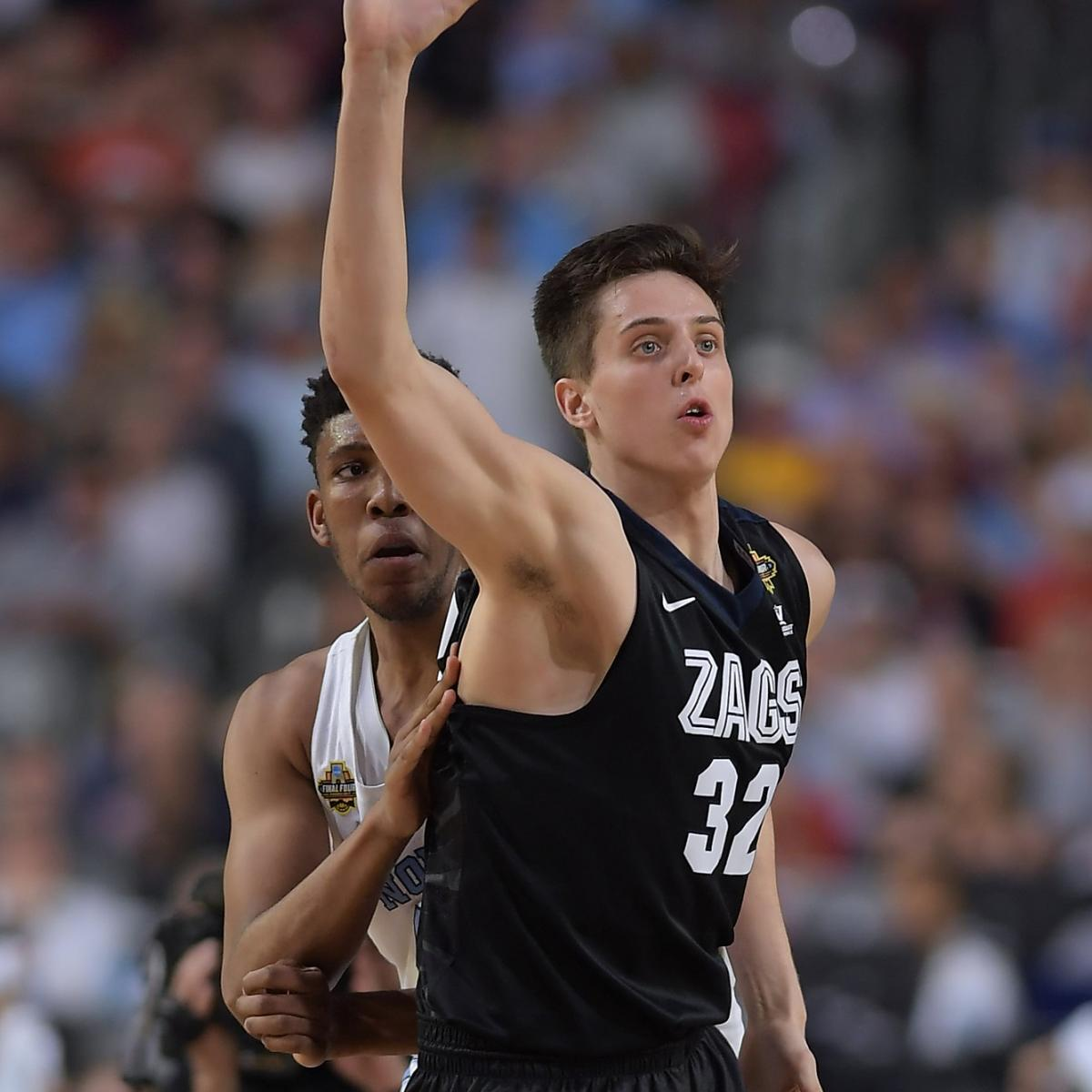 Portland Blazers Zach Collins: Zach Collins Picked No. 10 In NBA Draft, Kings Trade Him