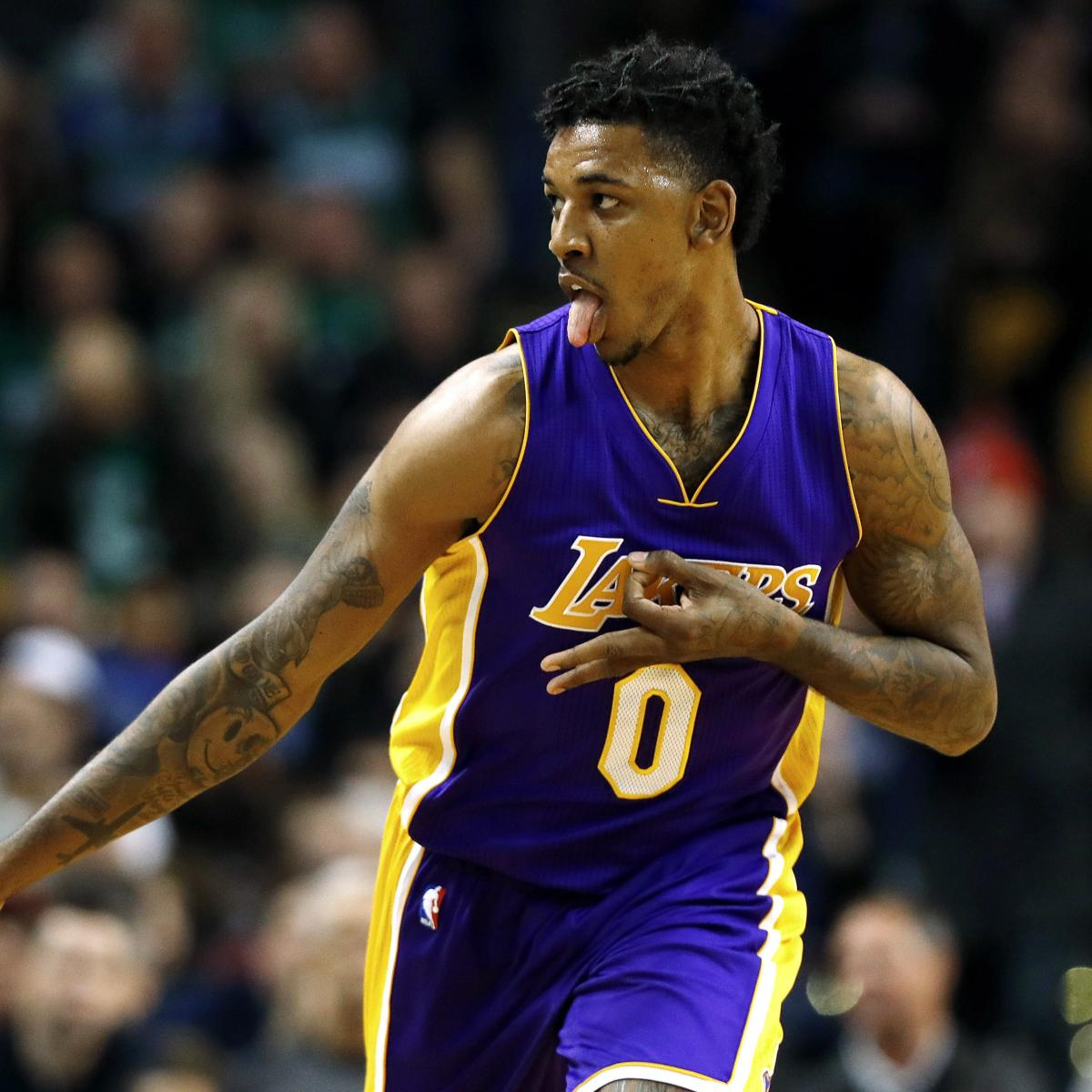 Warriors Come Out To Play Bleacher Report: Nick Young, Golden State Warriors Reportedly Agree To 1