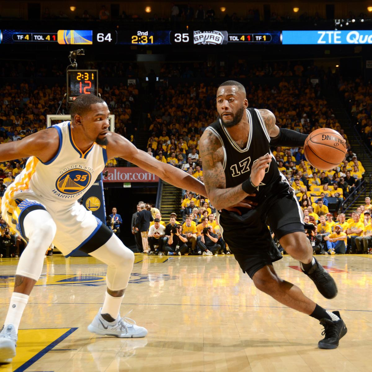 Jonathon Simmons Reportedly Has Qualifying Offer Extended