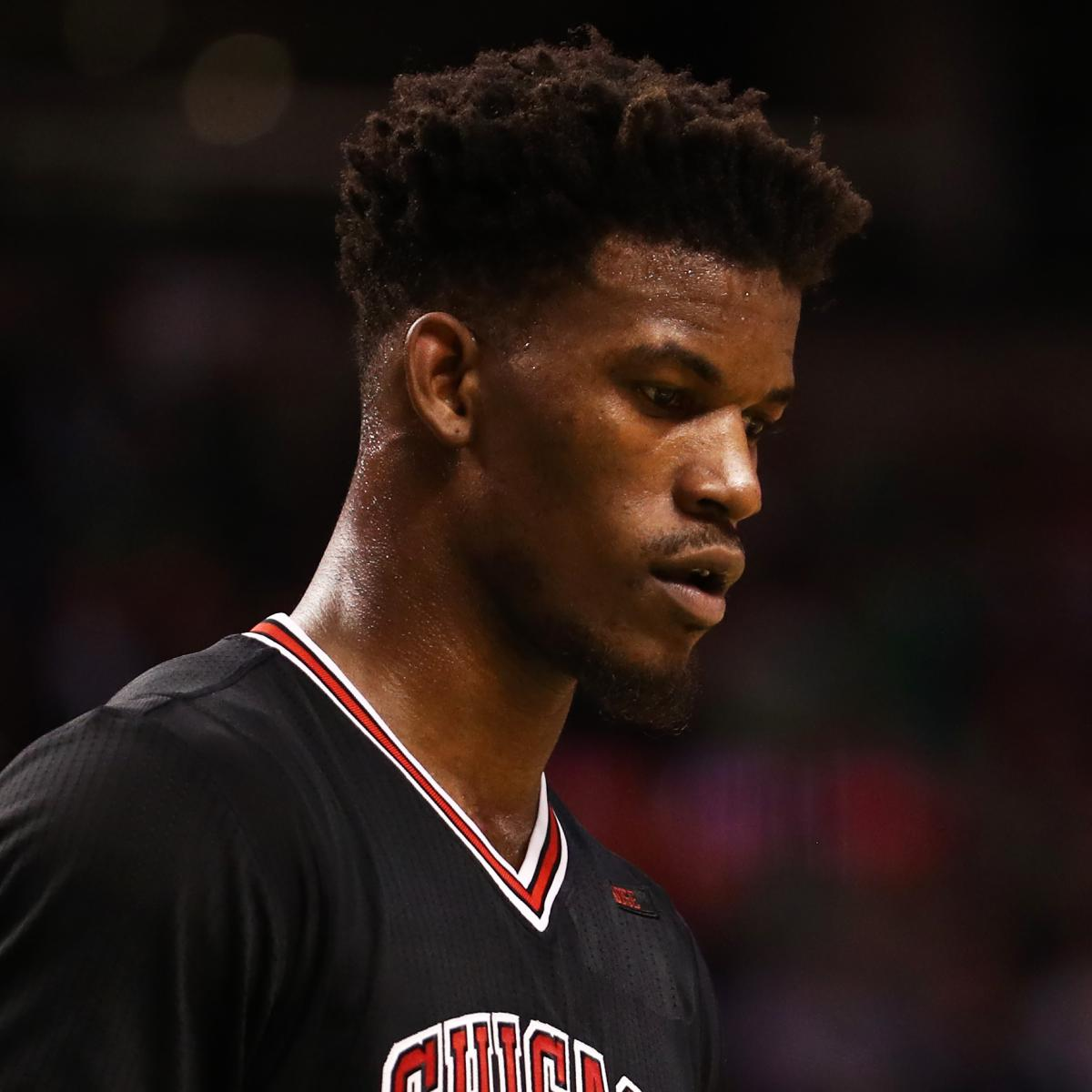 Jimmy Butler Trade Rumors: Nuggets Reportedly In Contact