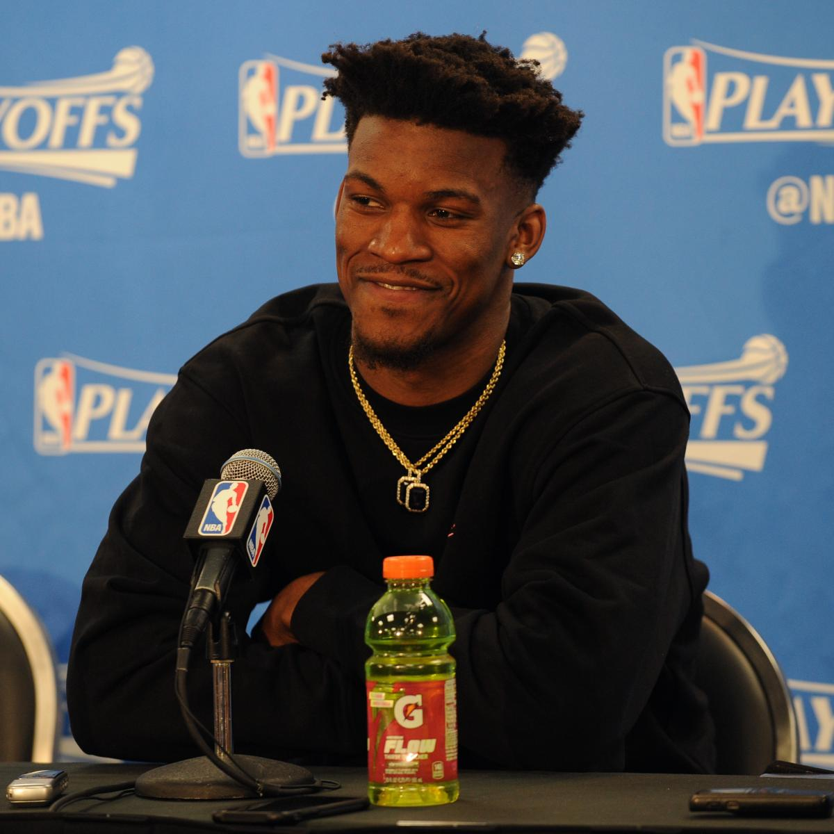 Jimmy Butler's Trainer Travelle Gaines Rips Bulls GM Gar Forman After Trade