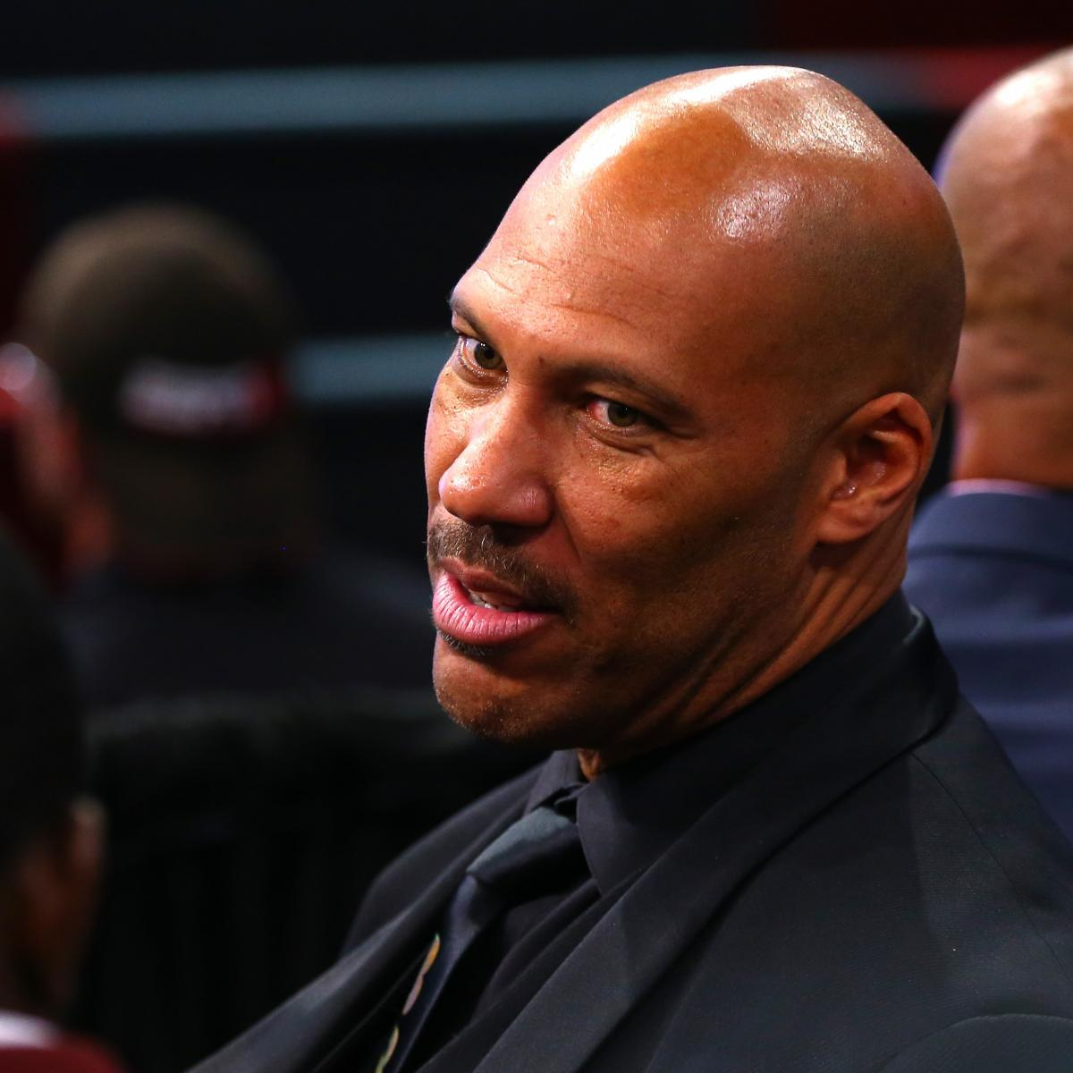 LaVar Ball Reportedly Negotiating Appearance on WWE Raw