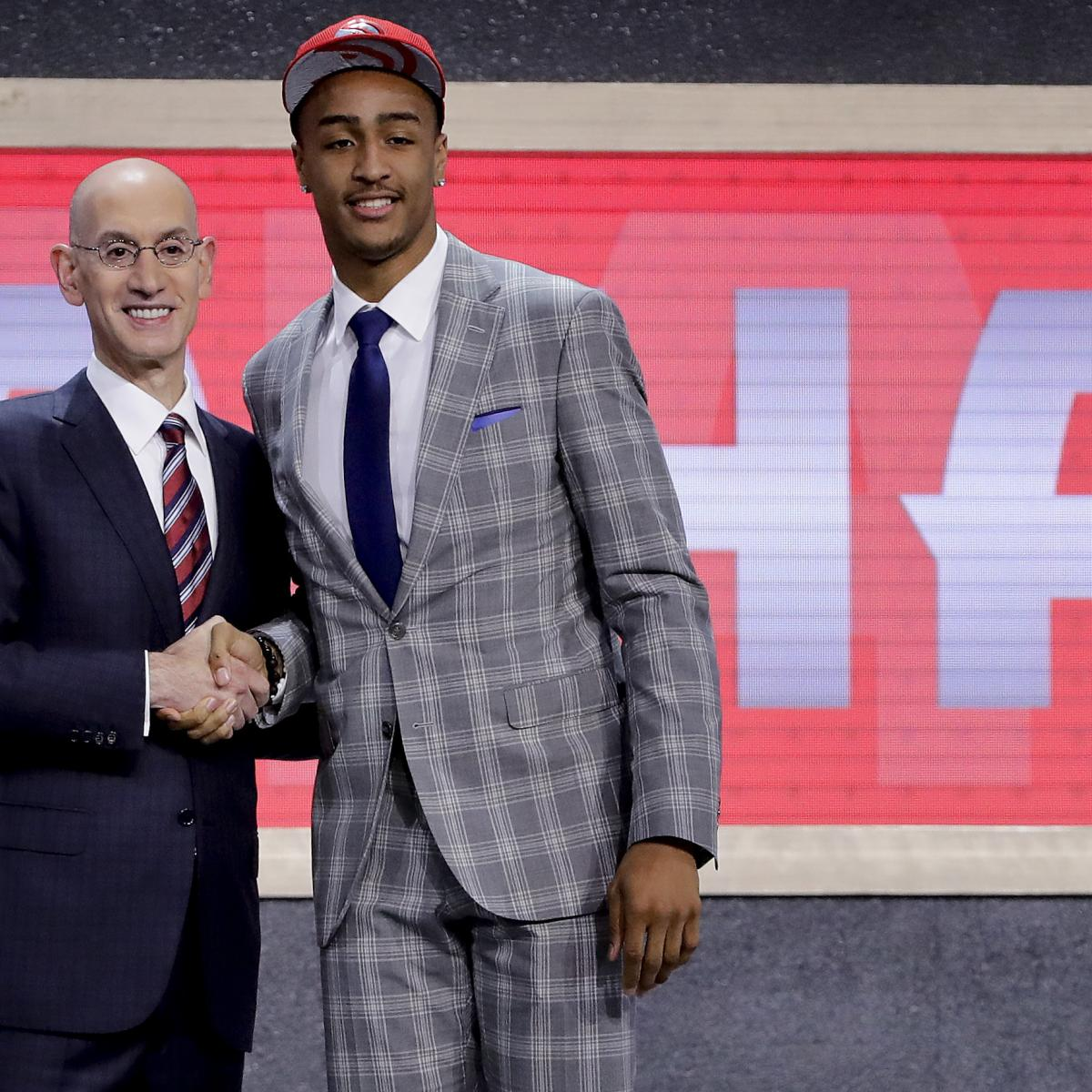 T Of C Alums 2017 Nba Draft: NBA Draft Grades 2017: Scores For Overall Results, Trades