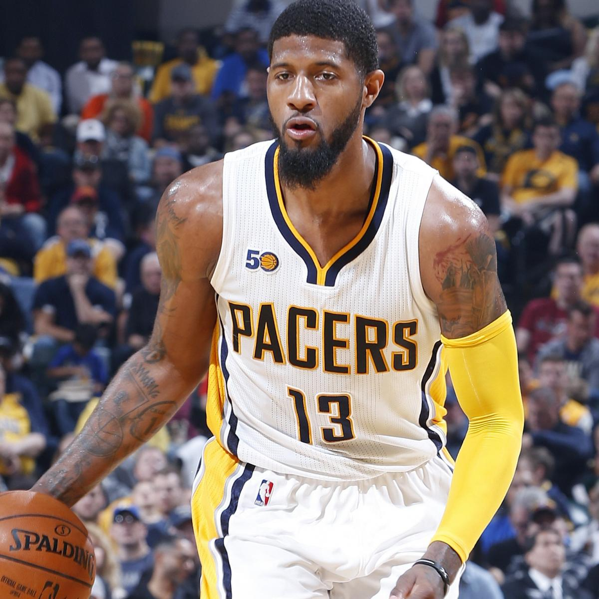 Paul George Trade Rumors: Pacers Reject Cavs, Nuggets