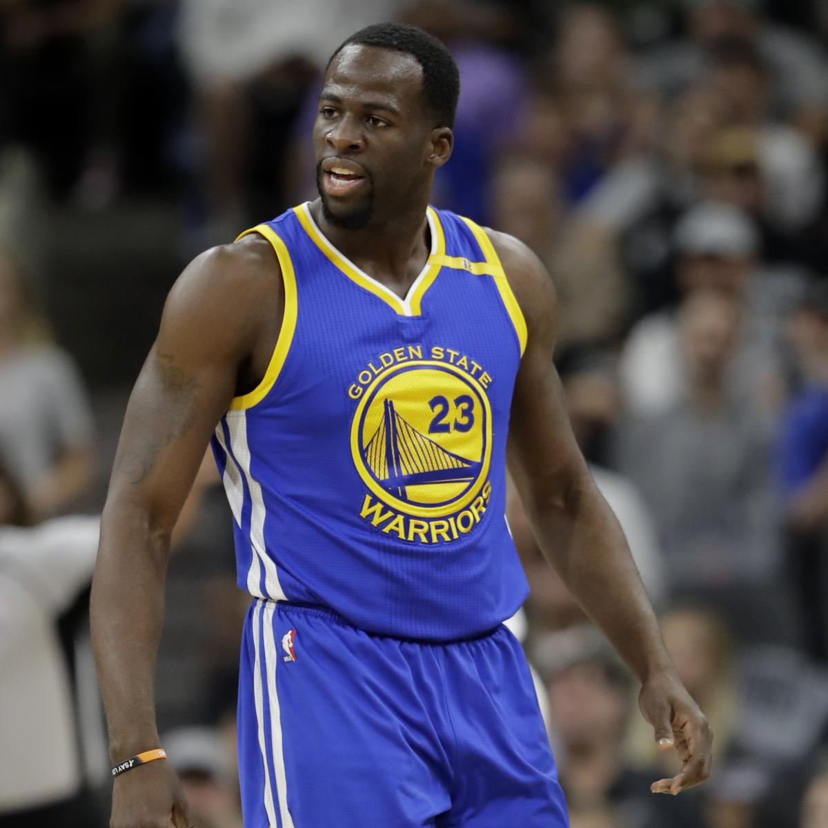 Draymond Green, Kawhi Leonard Headline 2016-17 NBA All ...