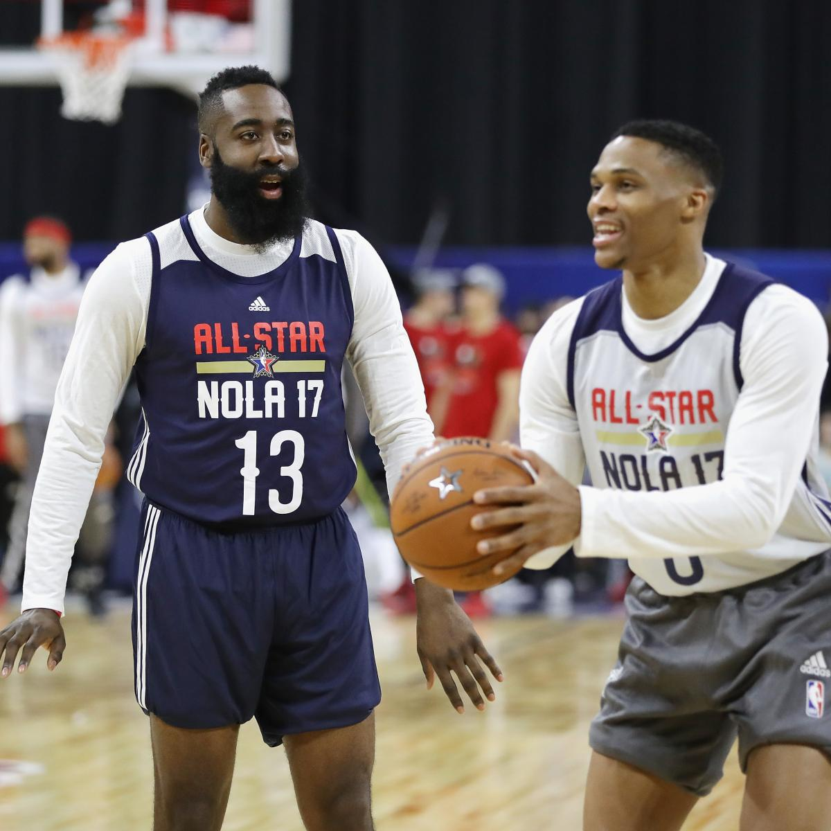 James Harden Total Points: NBA MVP Voting Results: Russell Westbrook Wins By 135