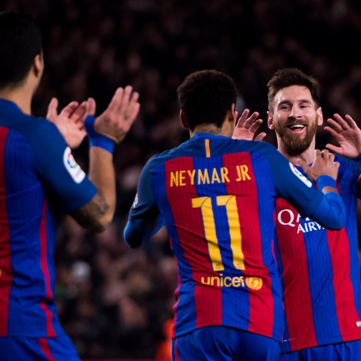 La Liga: Barcelona Schedule 2017-18: La Liga Fixtures Released