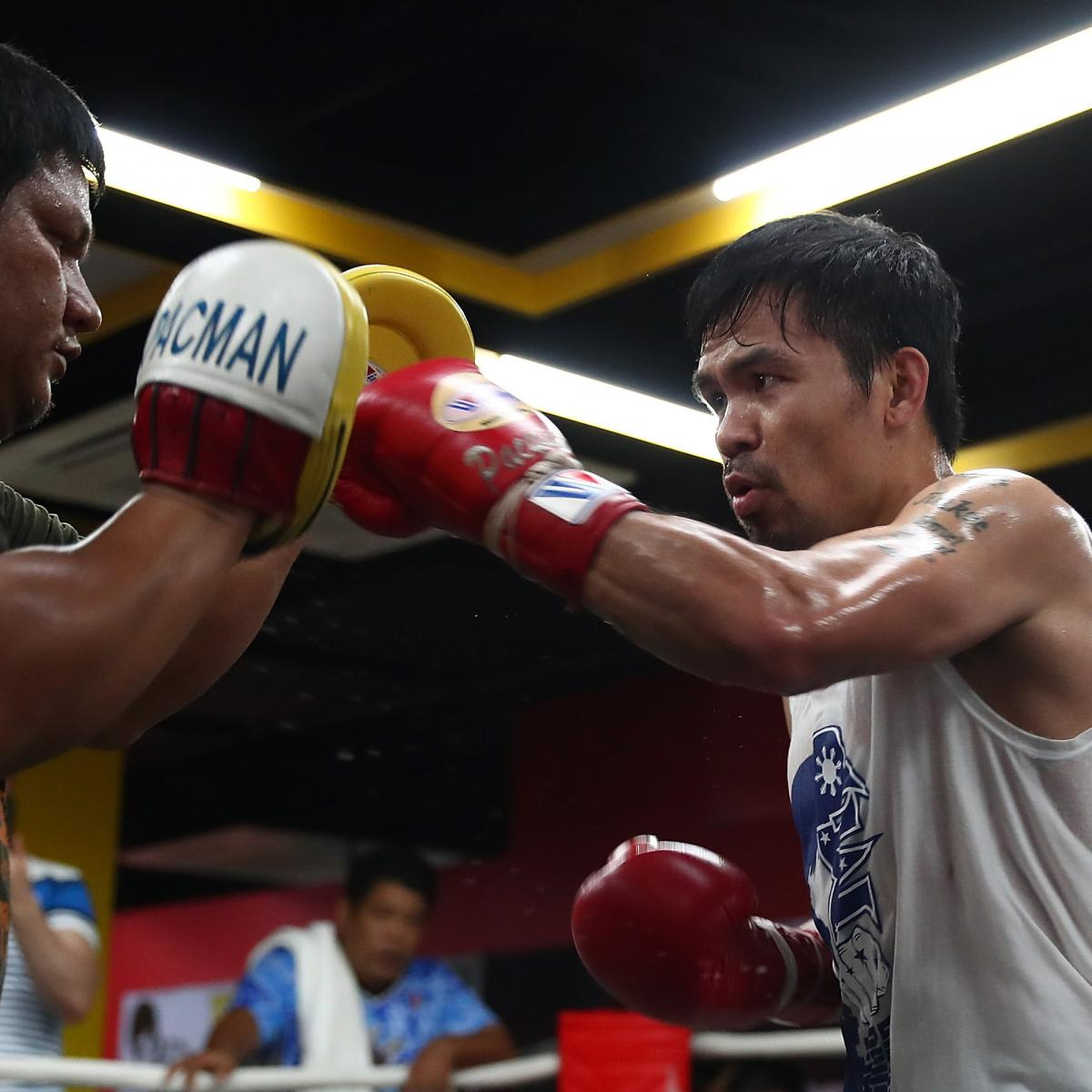 Pacquiao Vs. Horn: Undercard Fights, Schedule, Odds And