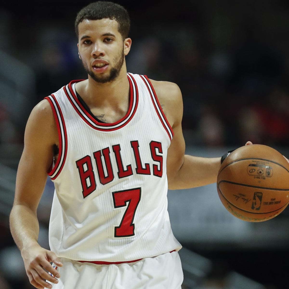 Michael Carter-Williams Will Not Receive Bulls Qualifying