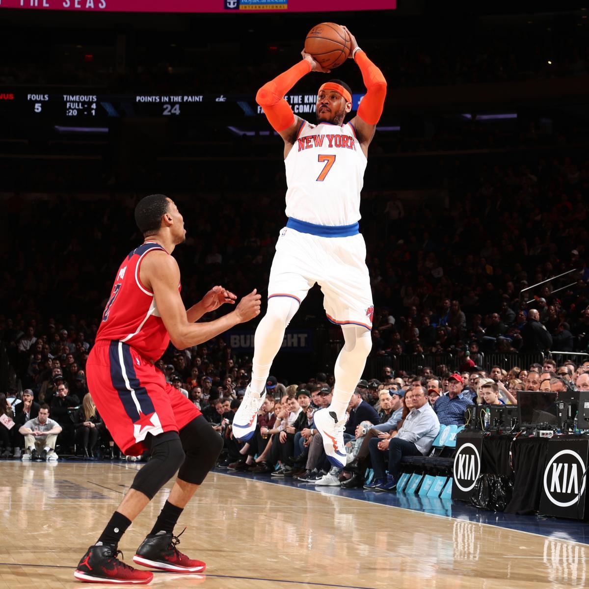 NBA Trade Rumors: Latest Buzz On Carmelo Anthony, Paul