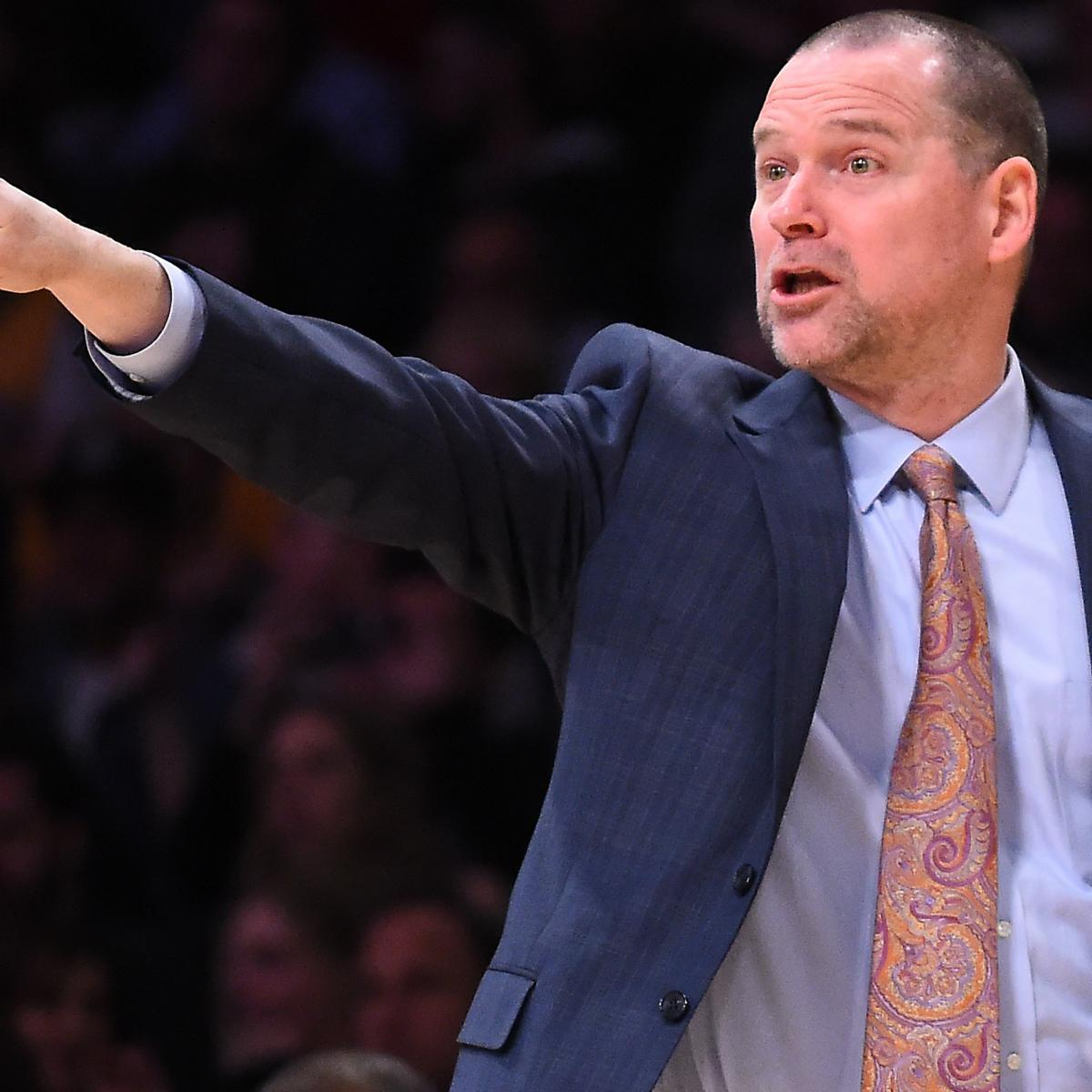 Denver Nuggets Malone: Michael Malone Contract Option Reportedly Picked Up By