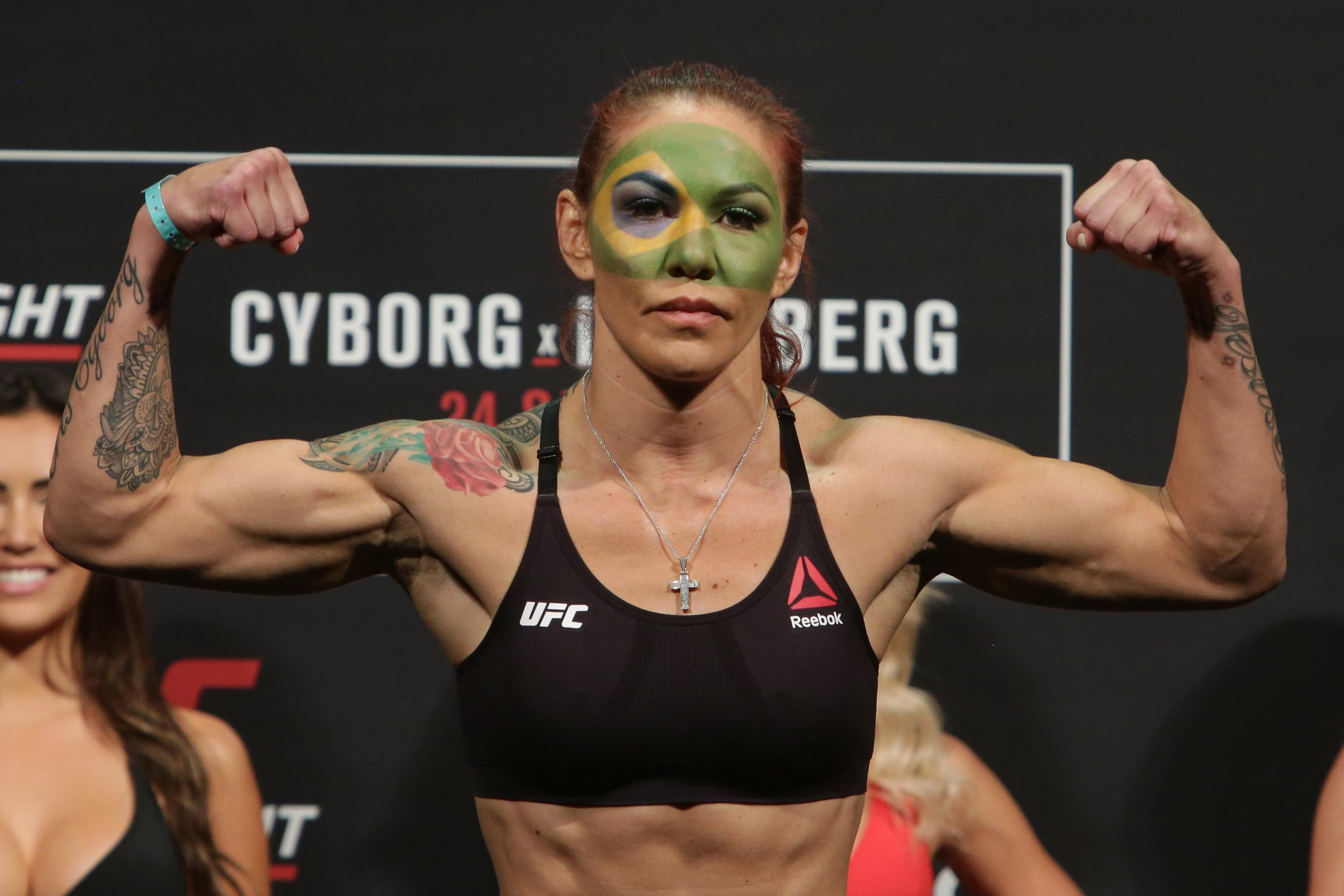 Cris 'Cyborg' Justino to Fight Tonya Evinger over Megan Anderson ...