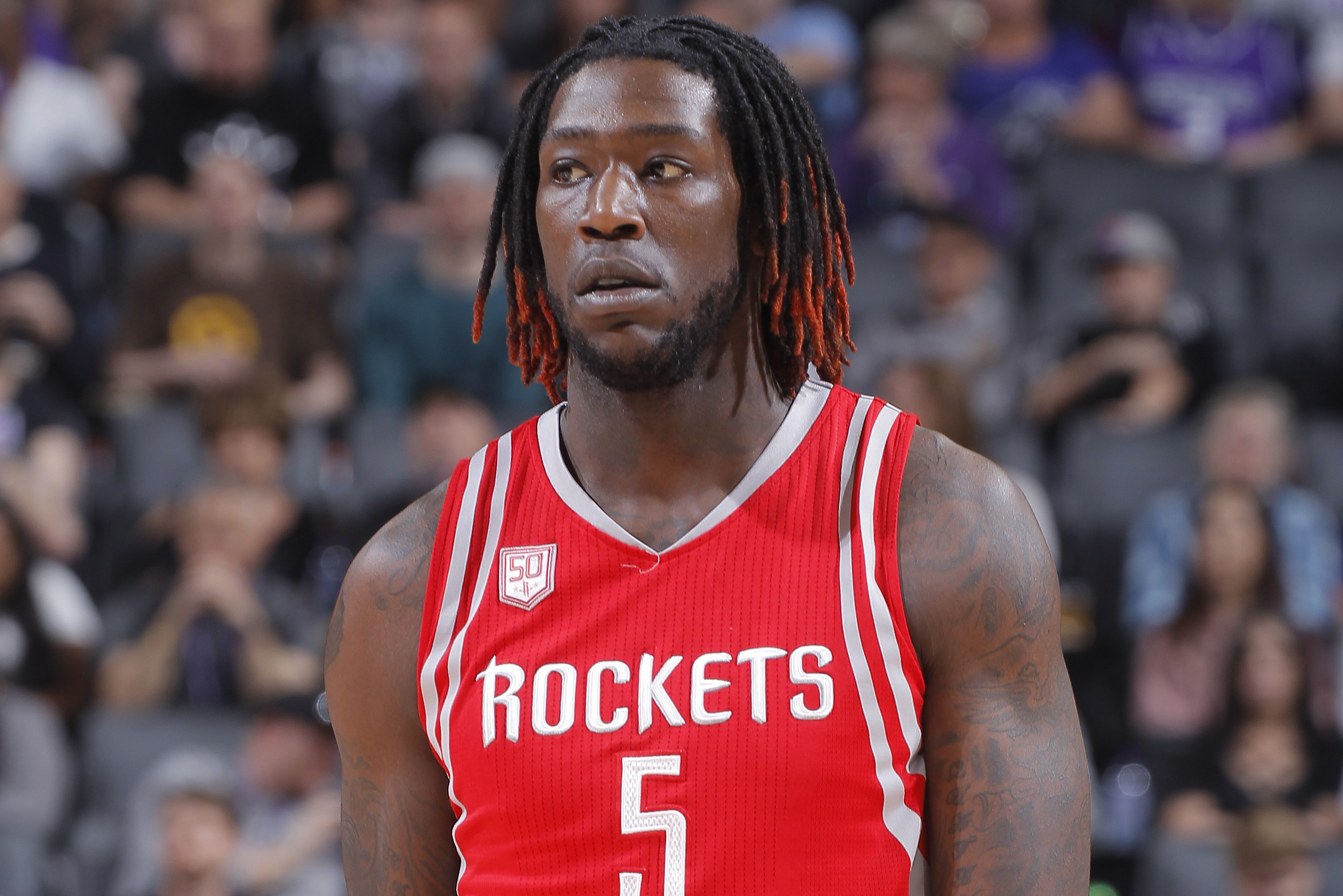 check out a118e 058c8 Montrezl Harrell Reportedly Traded to Clippers in Chris Paul ...