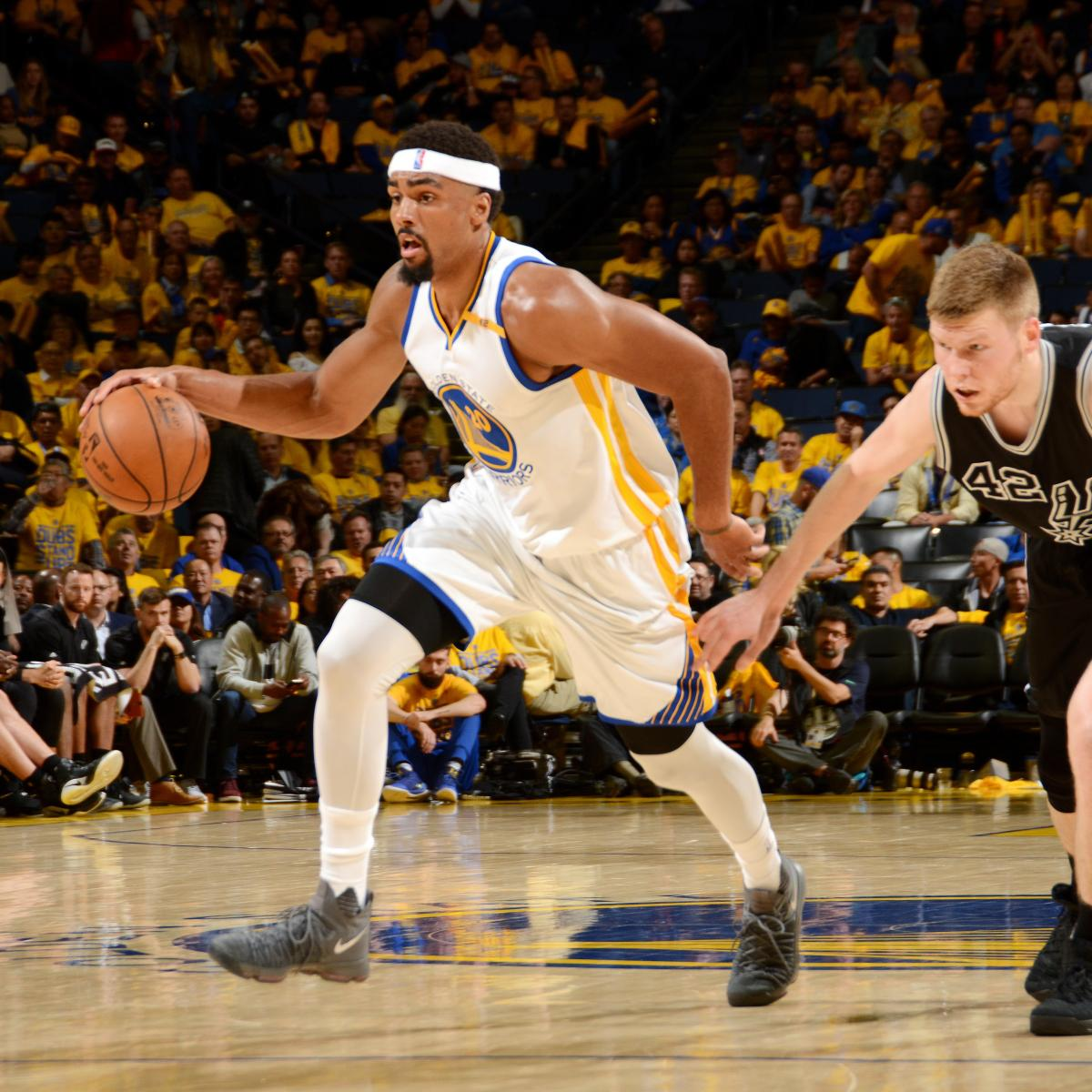 James Michael McAdoo Qualifying Offer Reportedly Won't Be