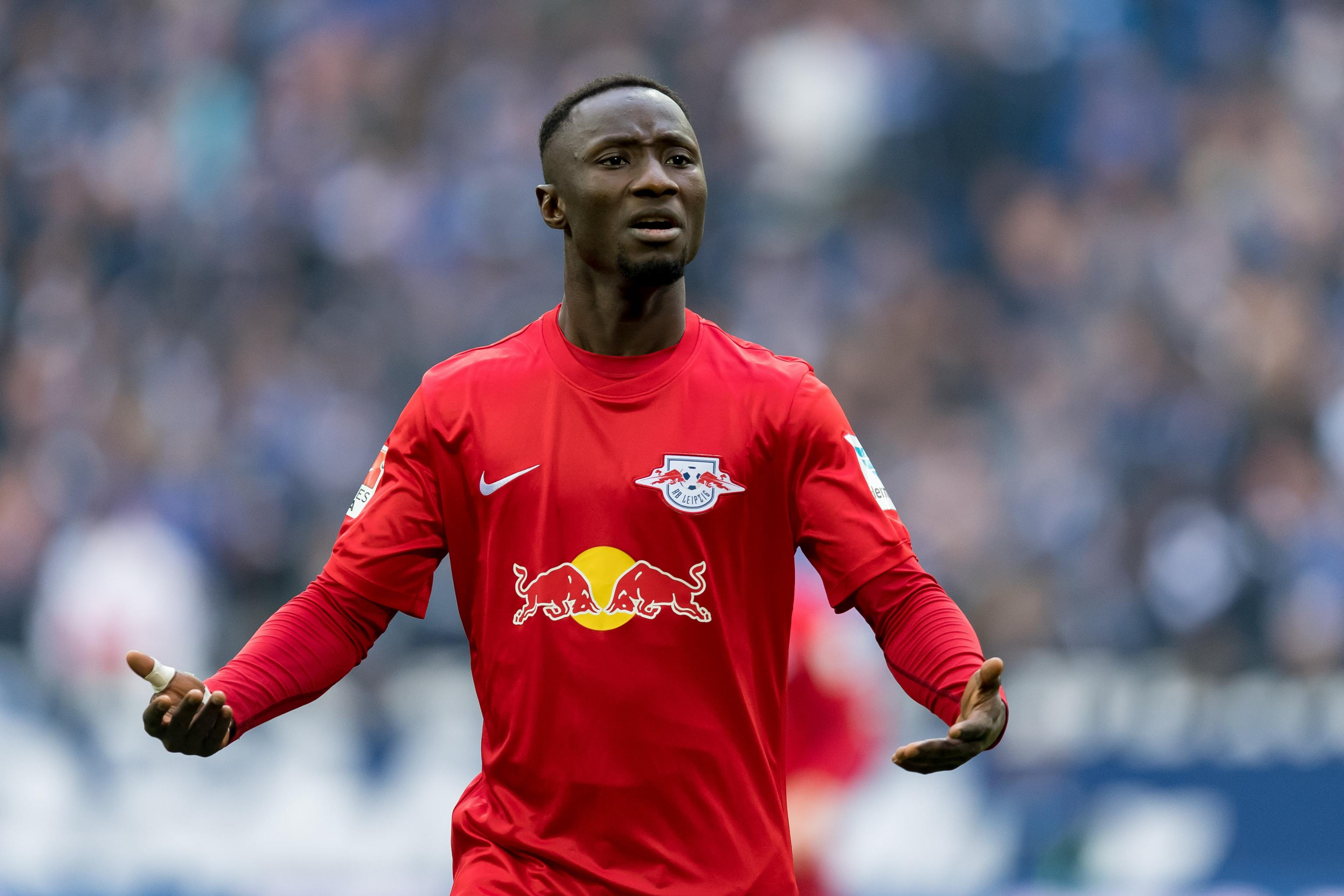hot sale online 1aac8 b4b02 Naby Keita Reportedly Has Agreement in Principle with ...