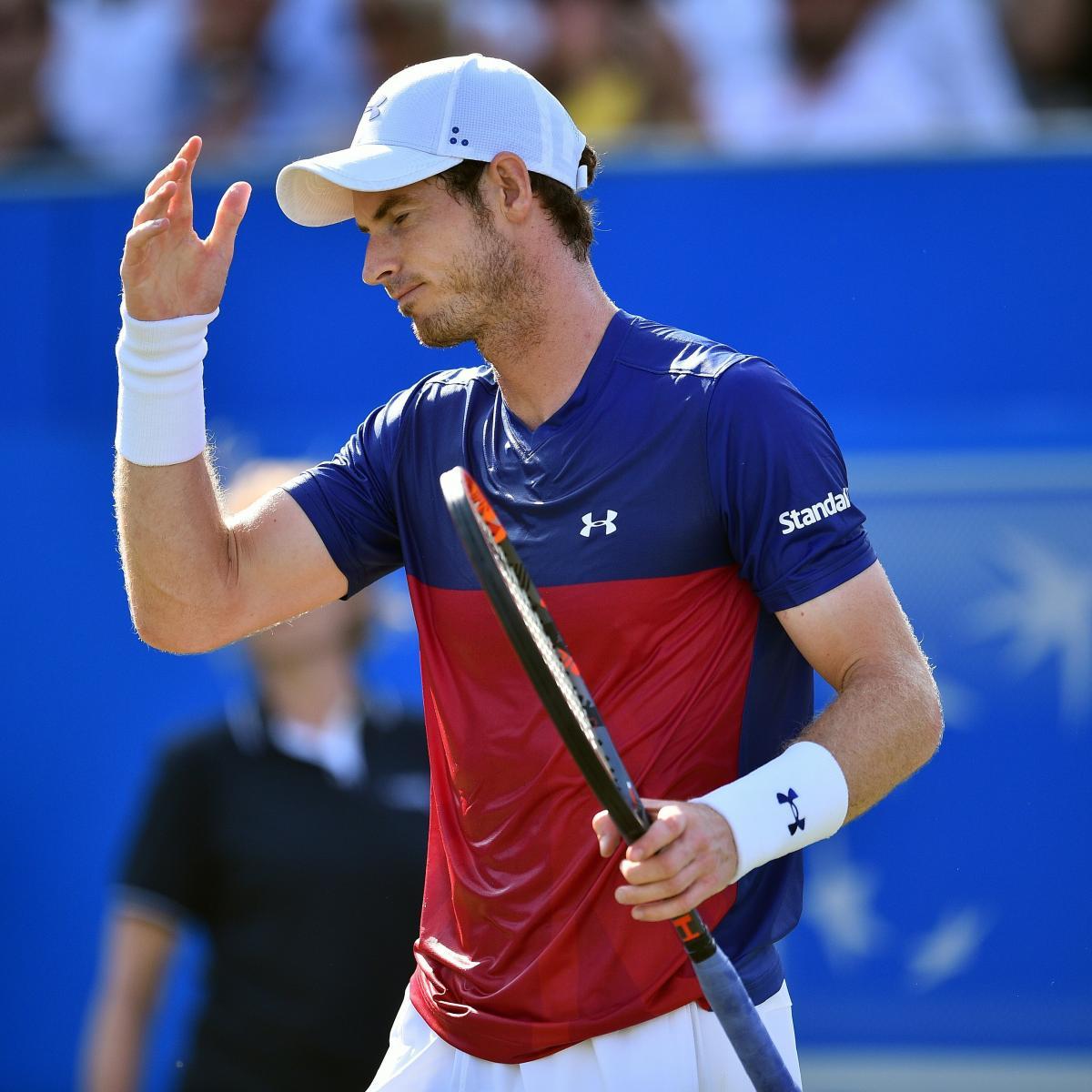 2017 Wimbledon Finals Brackets Back To The Future: Wimbledon 2017 Draw: Bracket, Schedule And Preview Of Men