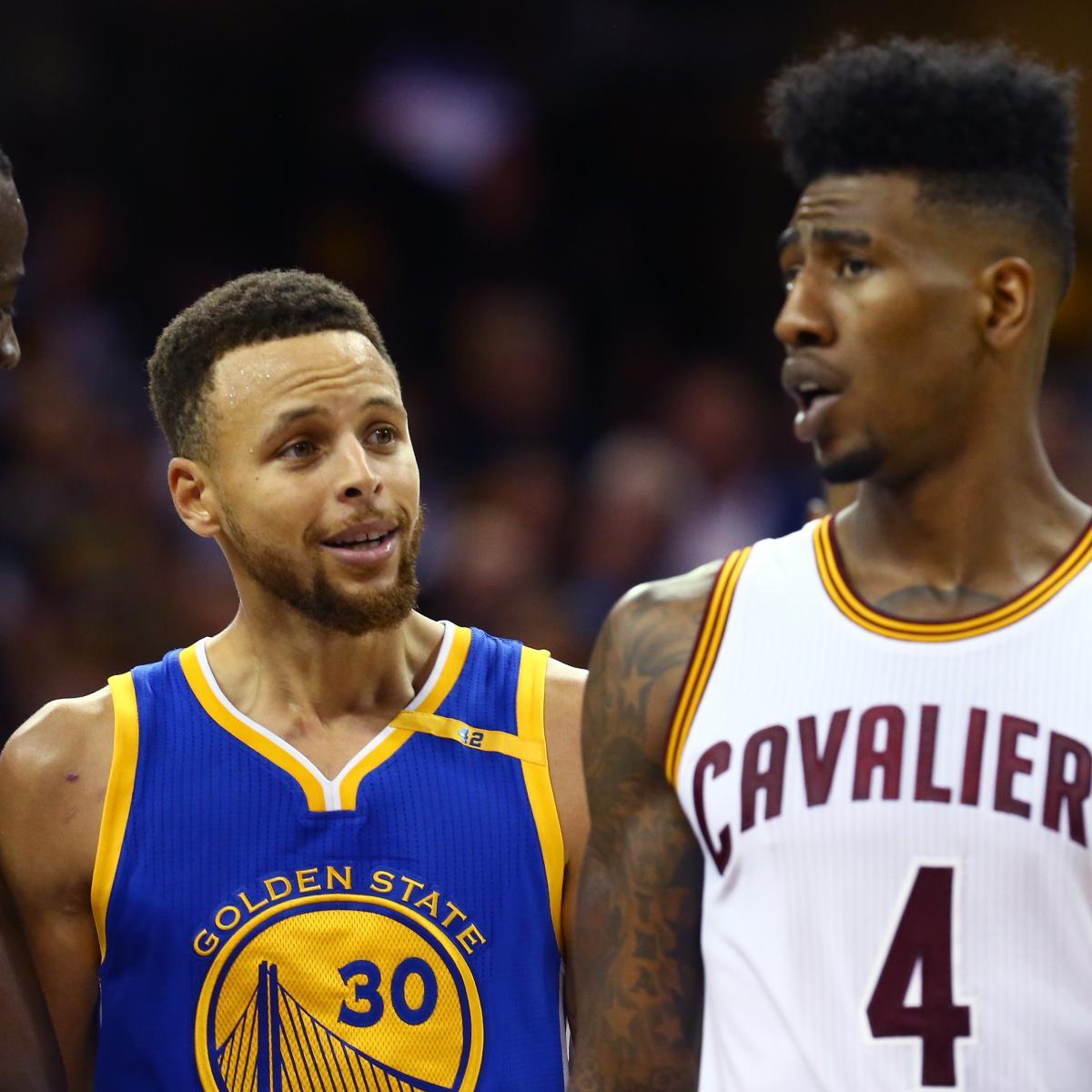 Houston Rockets Iman Shumpert: Iman Shumpert Trade Rumors: Cavs, Rockets Talks Have