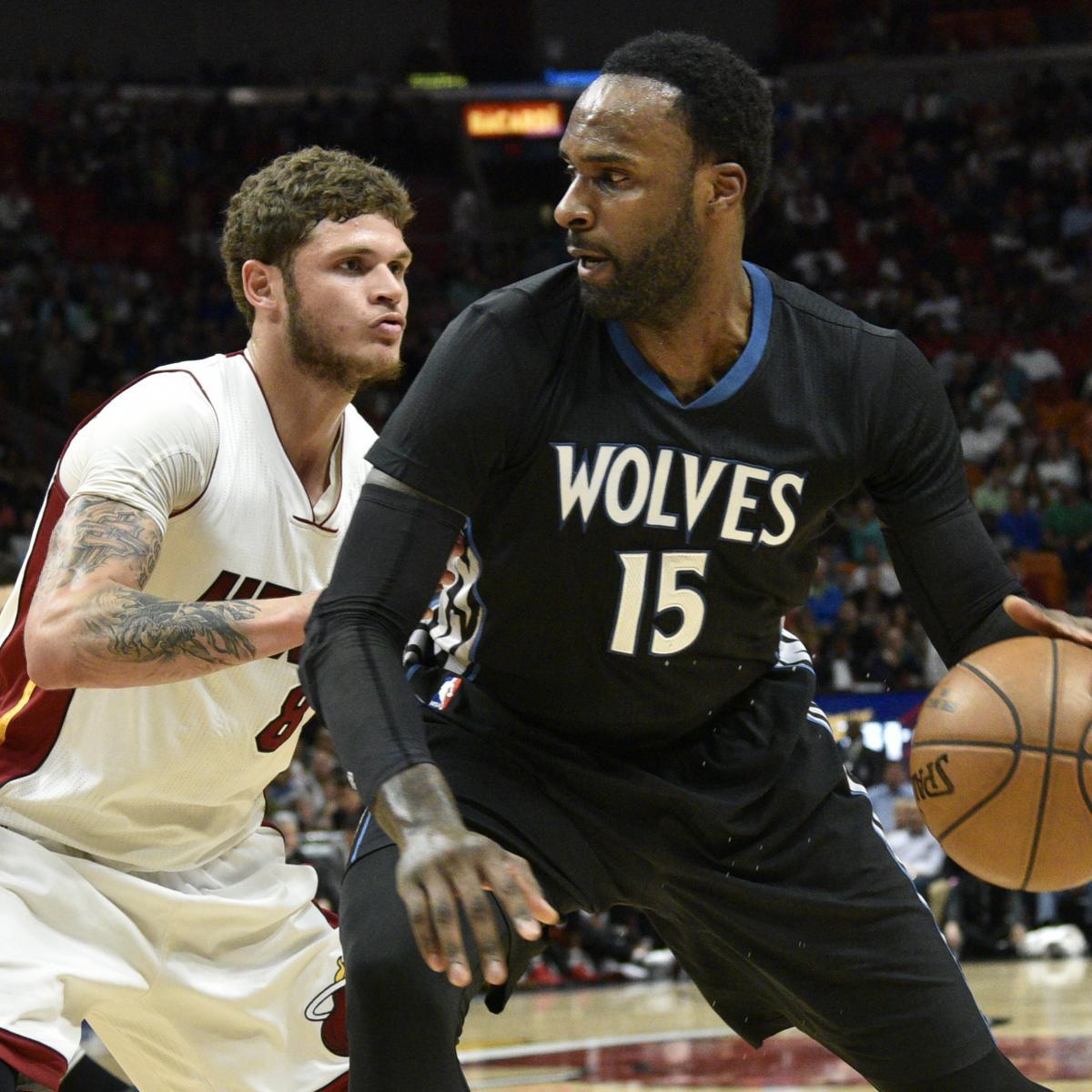 The Latest Minnesota Timberwolves News (Bleacher Report