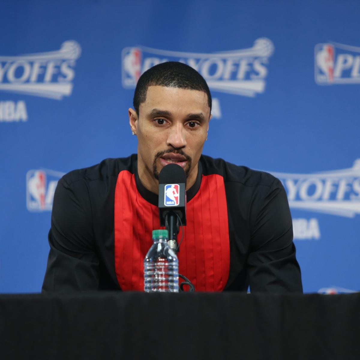 George Hill Reportedly Drawing Free-Agent Interest From