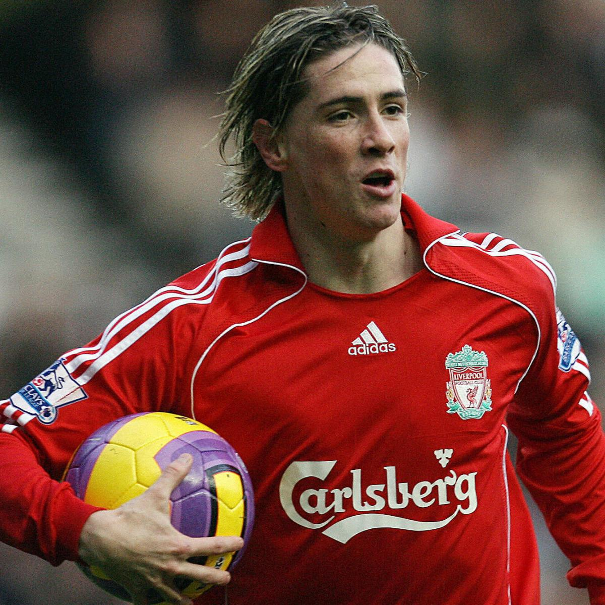 Ranking Fernando Torres in Liverpool s Best Strikers of the Last 25 Years  f6e346abb