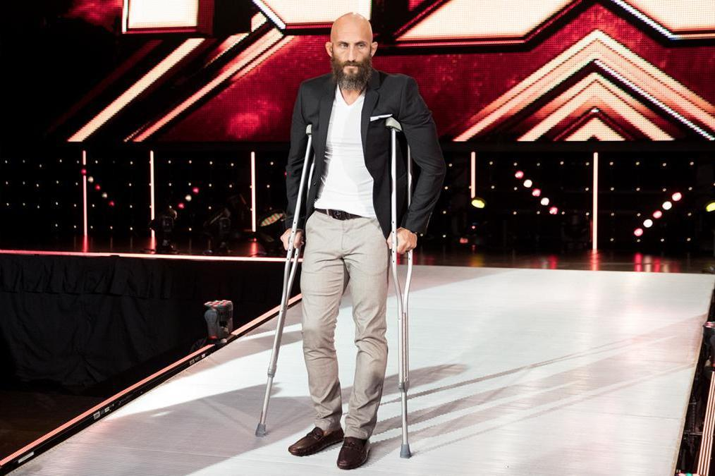 Image result for ciampa injured