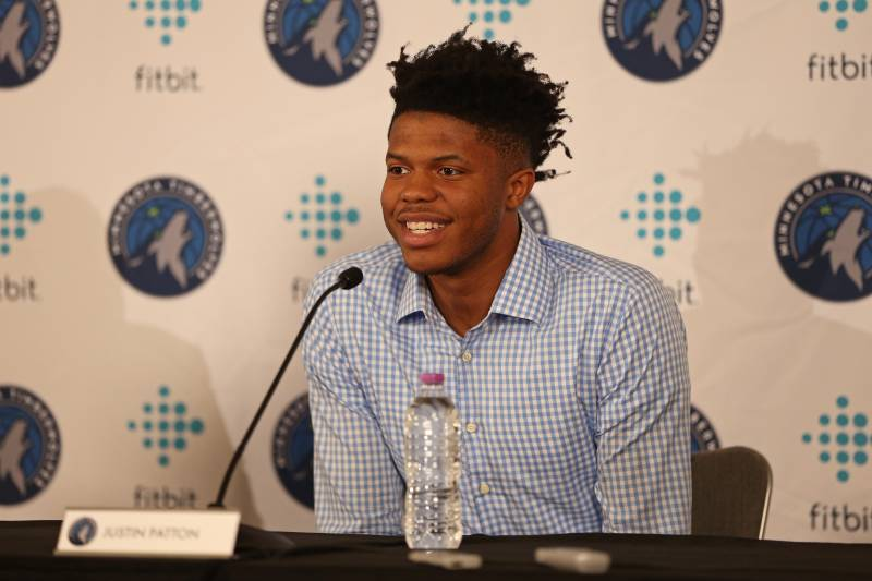 Timberwolves Rookie Justin Patton Undergoes Surgery For Foot