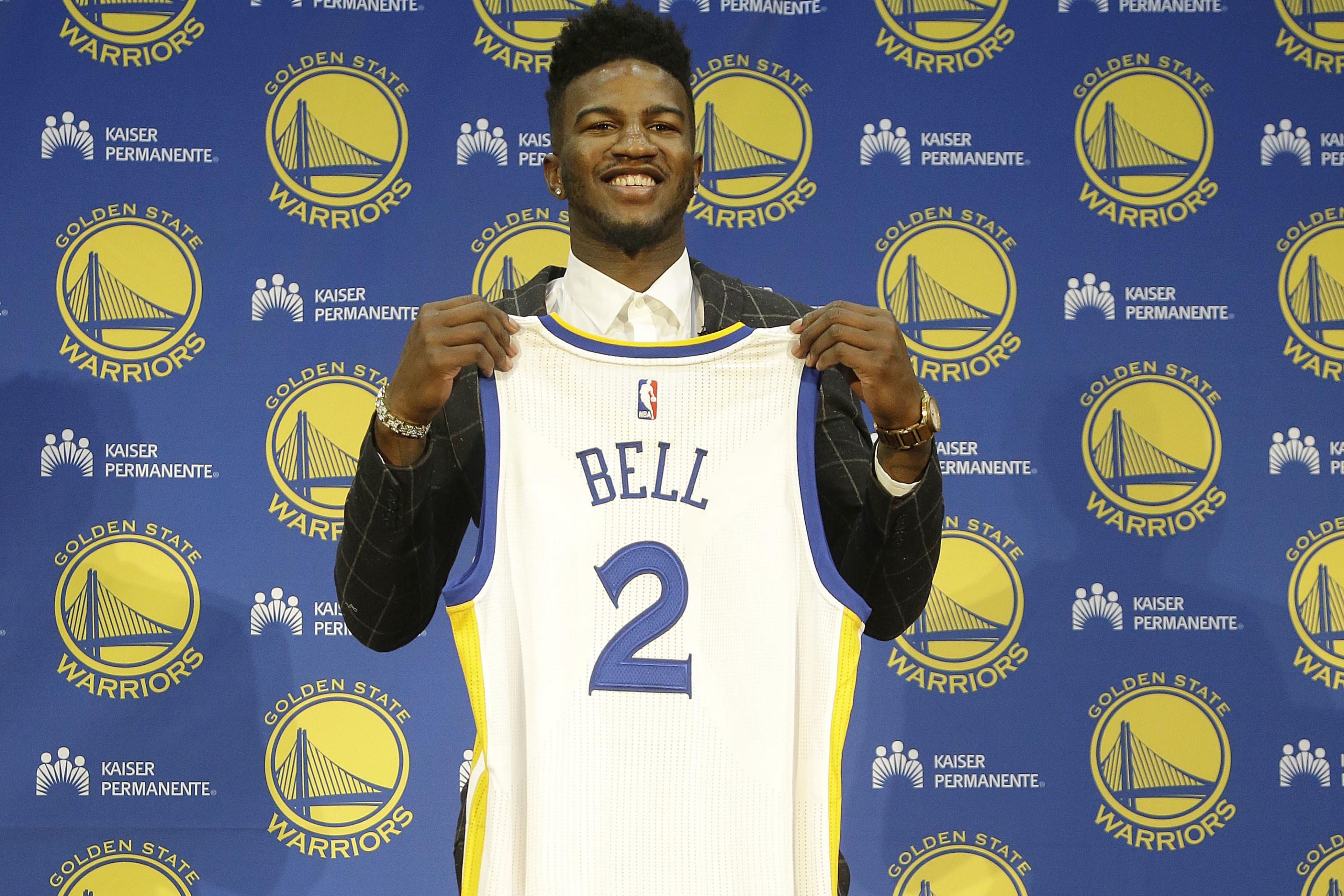 Jordan Bell, Golden State Warriors Agree to Rookie Contract | Bleacher  Report | Latest News, Videos and Highlights