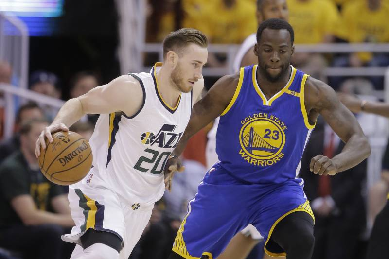 Jazz Reportedly Open To Gordon Hayward Sign And Trade With Celtics Bleacher Report Latest News Videos And Highlights