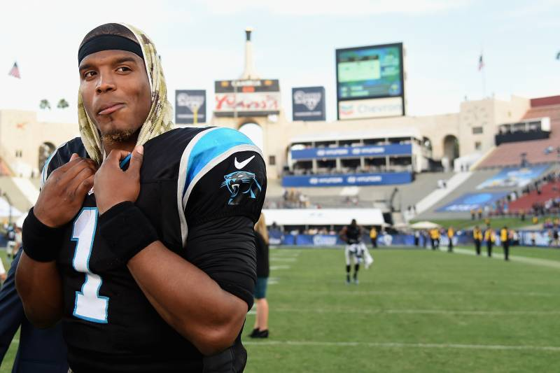 ce0835d9 Carolina Panthers Create 'Fresh Prince' Theme with Hidden Twitter ...