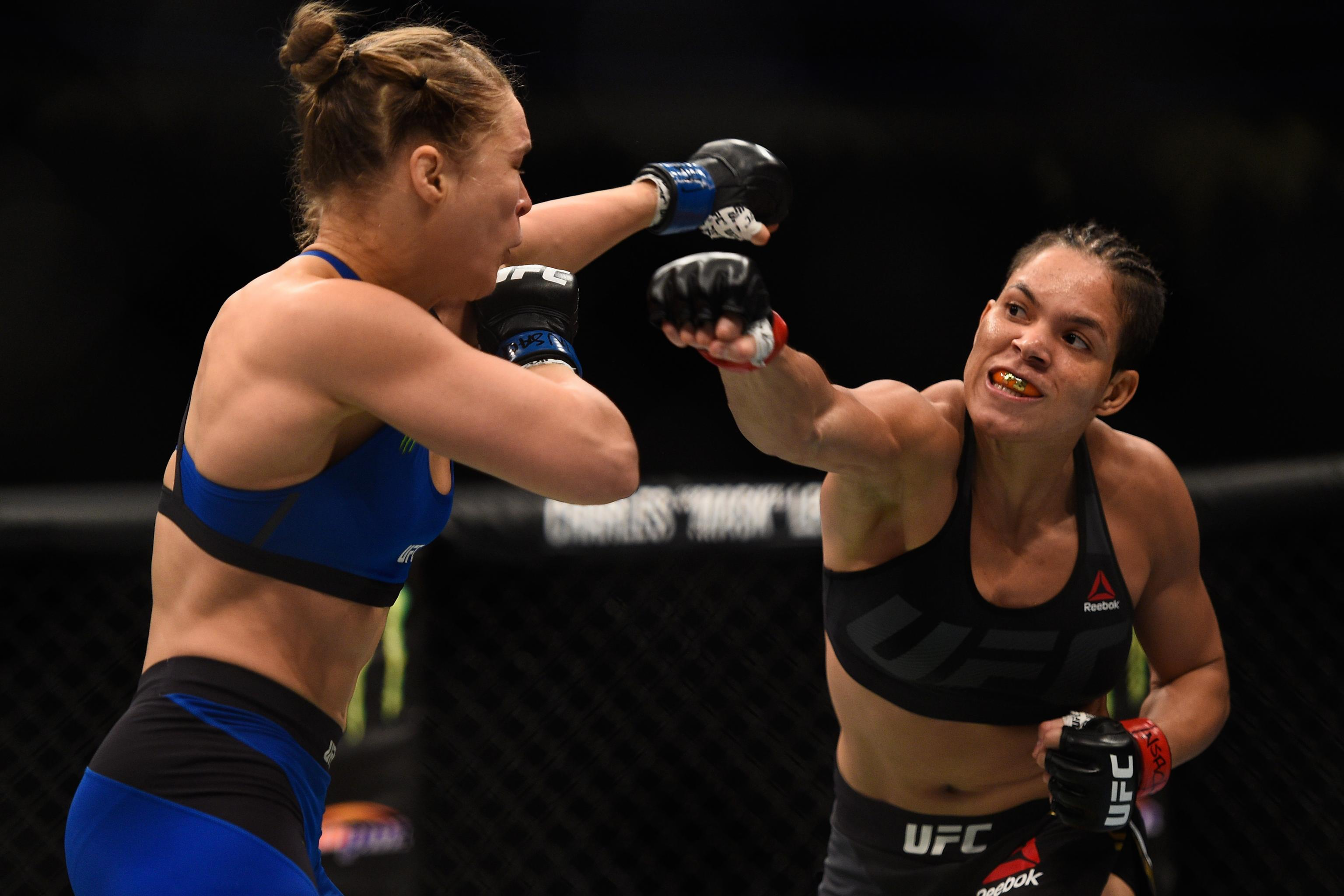 Amanda Tate ufc 213: after crushing rousey and tate, amanda nunes fights