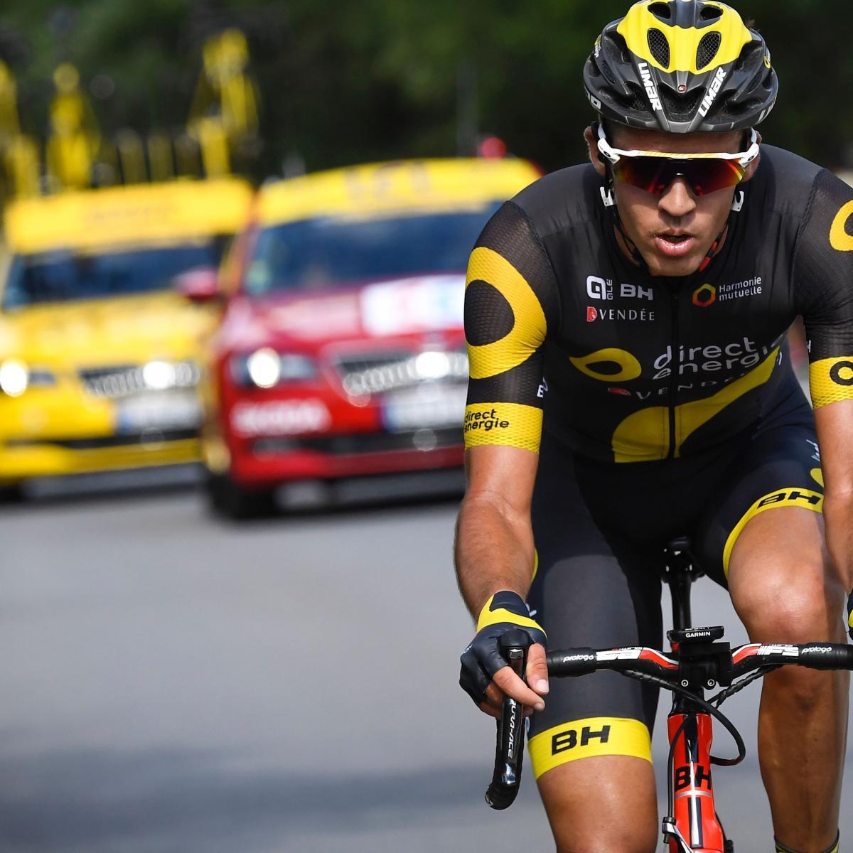 Tour de France 2017  Lilian Calmejane Takes Stage 8 c9ef64b16