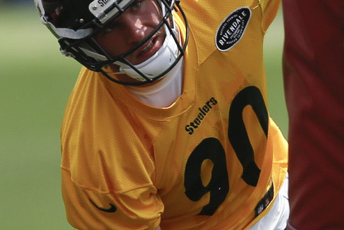 81029c9ec6e Pittsburgh Steelers' Depth-Chart Predictions Ahead of Training Camp ...