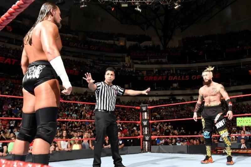 Wonderbaar Will Big Cass Continue Feud with Enzo Amore or Pivot to Big Show KU-84