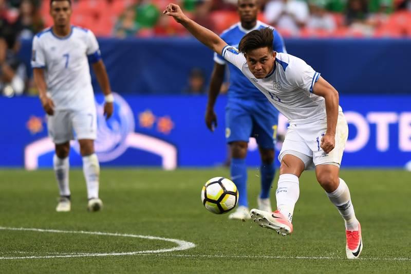 Gold Cup  El Salvador Beat Curacao   Mexico Draw   With
