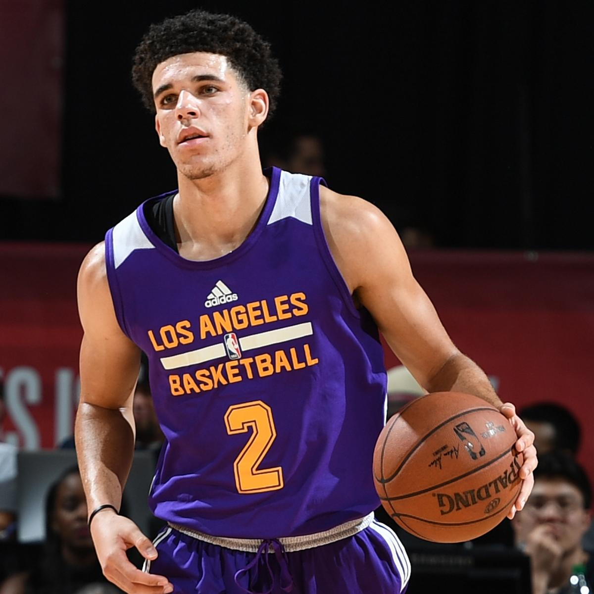 Colorado Shooting R H Youtube Com: Lonzo Ball Drops 2nd Triple-Double In Lakers Vs. Cavaliers