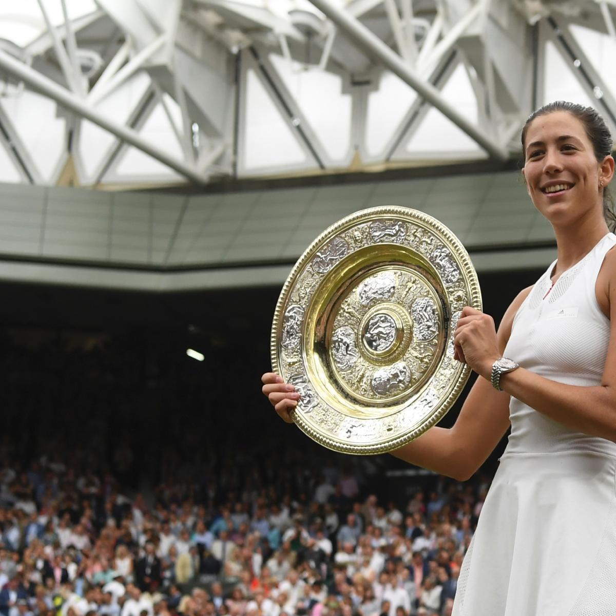 2017 Wimbledon Finals Brackets Back To The Future: Wimbledon 2017 Results: Women's Final Score And Men's