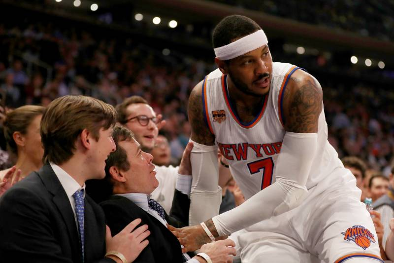 08b8c76f646e NBA Rumors  Latest Buzz on Carmelo Anthony Trade
