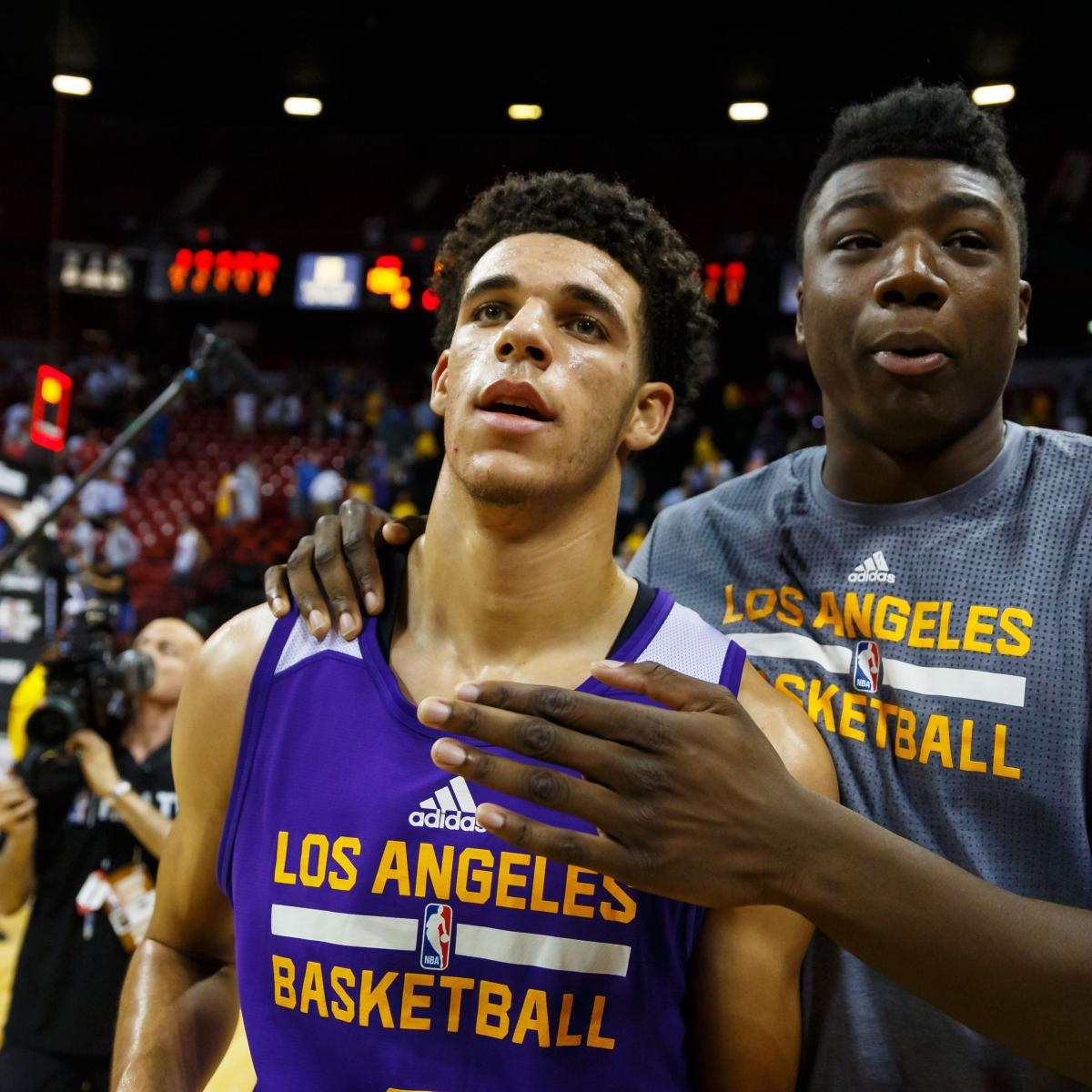 Blazers Vs Lakers: NBA Summer League 2017 Championship: Early Preview For