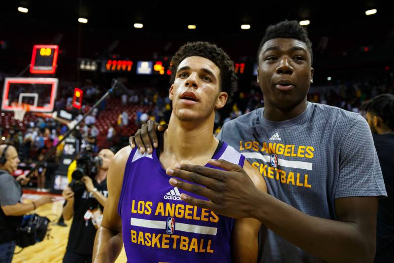 9d393213735 NBA Summer League 2017 Championship  Early Preview for Lakers vs ...