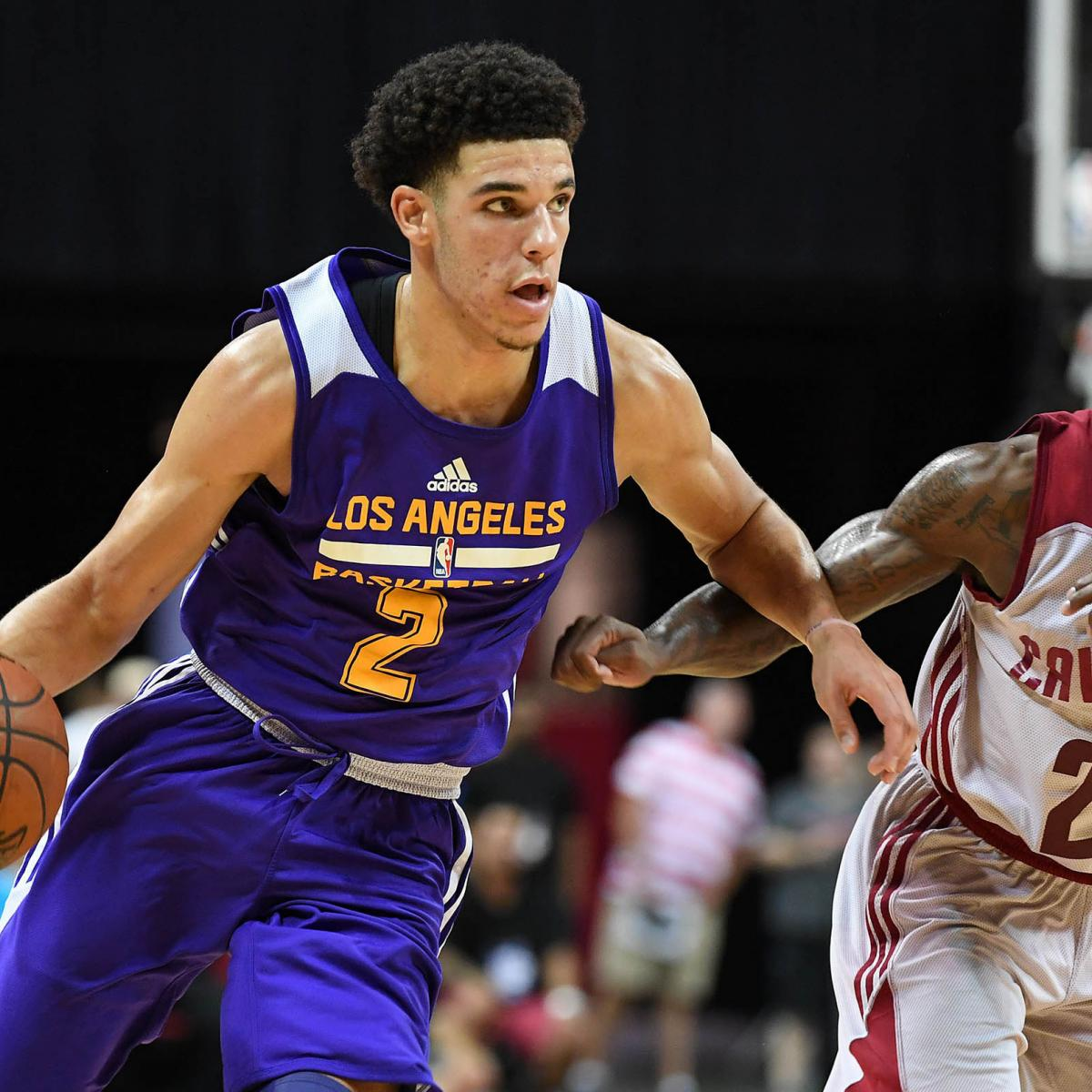 Blazers Vs Lakers: NBA Summer League 2017: Lakers Vs. Blazers TV Schedule And