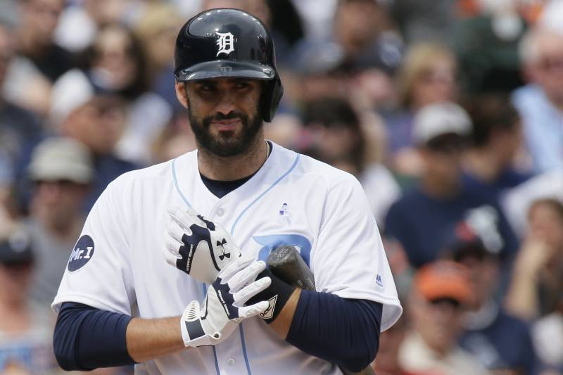 low priced 3399a 52642 J.D. Martinez Trade Rumors: Tigers Discussing Deal with ...