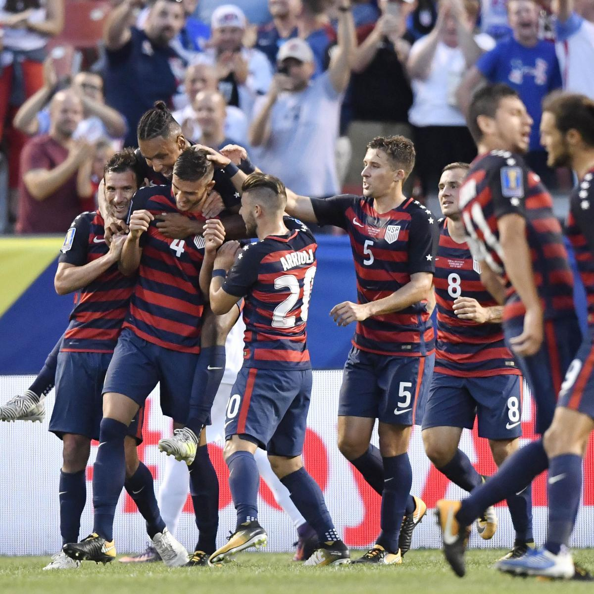 B/R Expert Predictions For 2017 CONCACAF Gold Cup Quarter