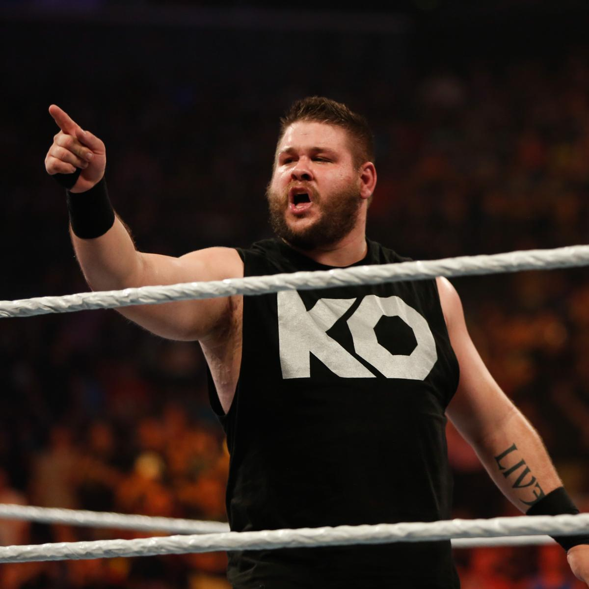 Kevin Owens Responds To Speculation About Leaked Nude