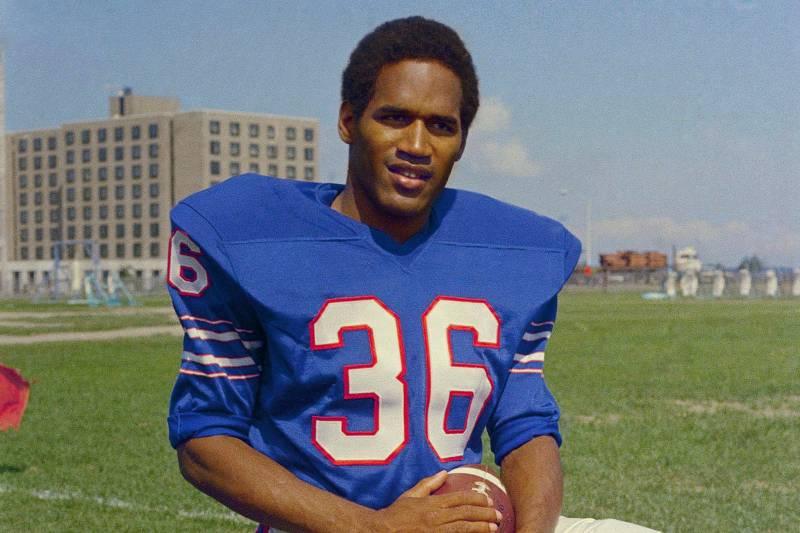 cheap for discount ab49e cc4b0 O.J. Simpson's Complicated Buffalo Bills Legacy | Bleacher ...