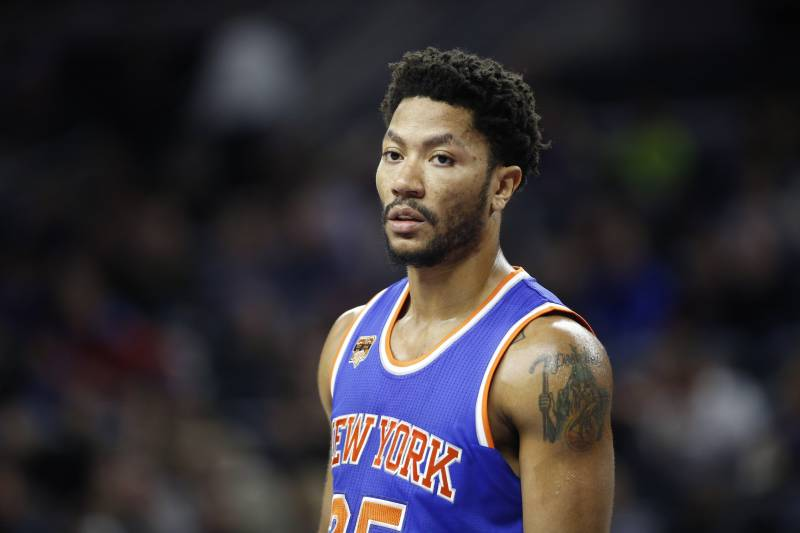 d453a4506df6 Derrick Rose Rumors  PG Reportedly Discussing 1-Year Contract with Cavaliers