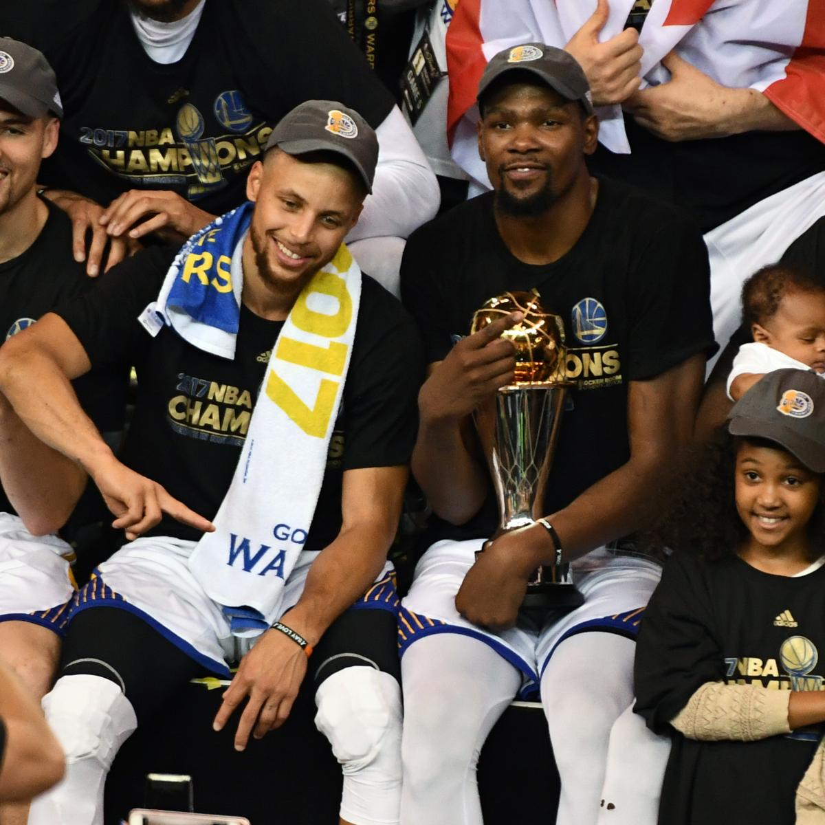 Houston Vs Warriors Full Game Highlights: Warriors 2017-18 Schedule: Top Games, Championship Odds