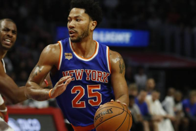 8d2e93d90bde NBA Rumors  Latest on Derrick Rose and Possible Carmelo Anthony ...