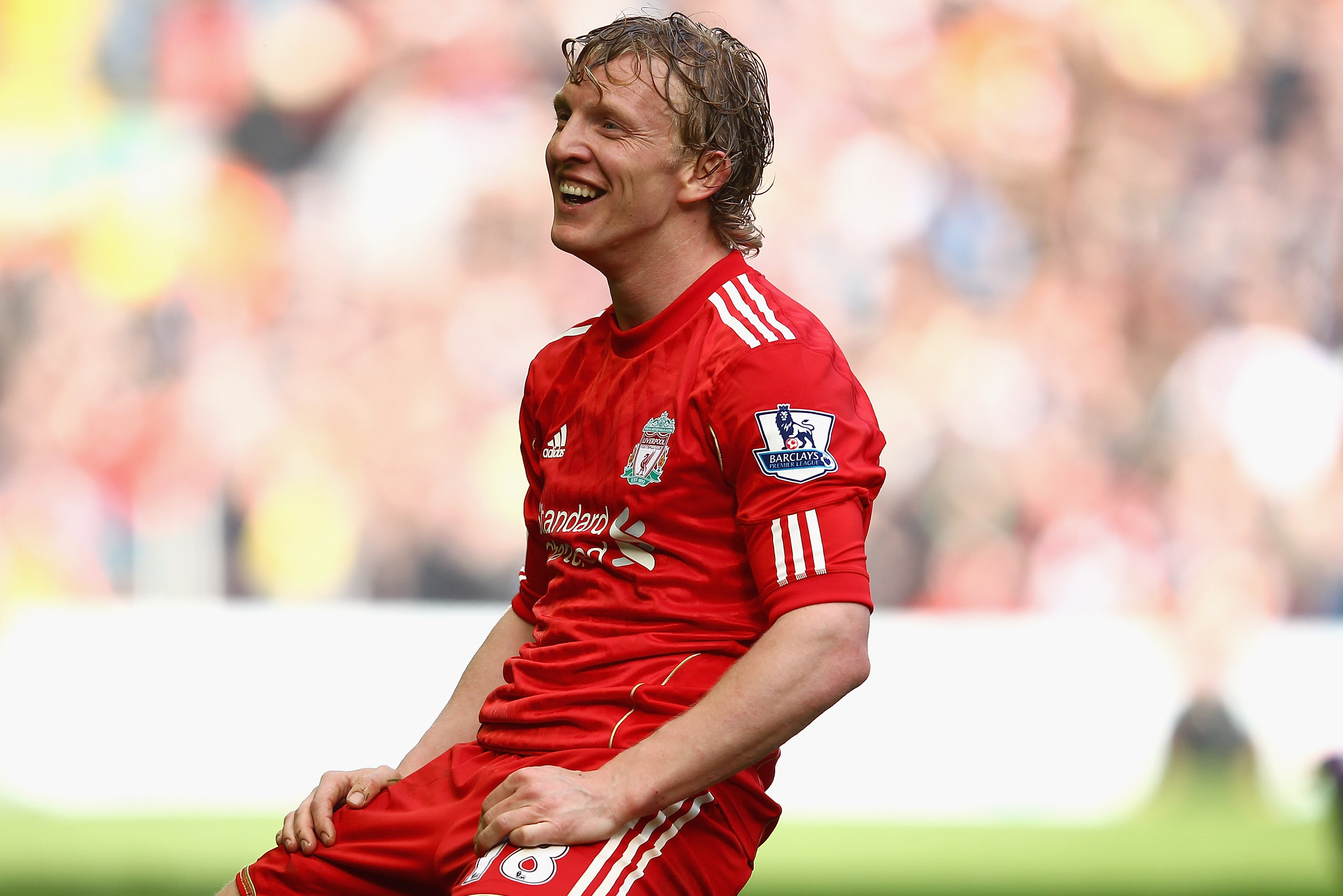 Chronology of the Games That Made Dirk Kuyt a Liverpool Icon | Bleacher  Report | Latest News, Videos and Highlights