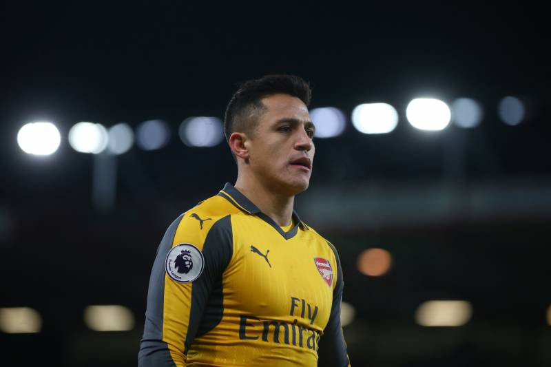 6730b28b6 Arsenal Transfer News  Alexis Sanchez Rumours