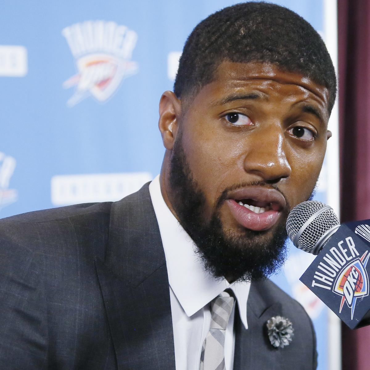 Report: Pacers GM Backed Out Of Paul George To Cavs, Kevin